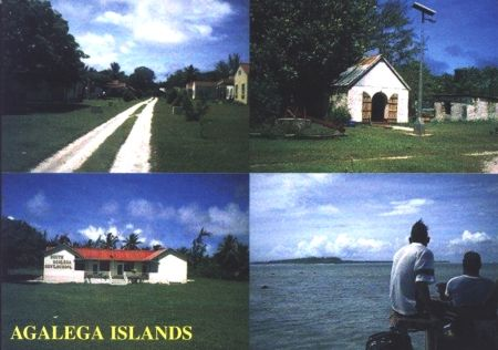 Travelling To Agalega Islands