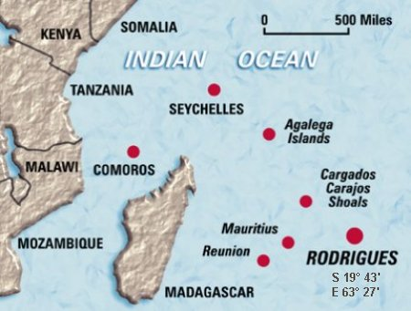 Travelling To Rodrigues Island For Holidays